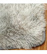 6 Sizes Soft Bedroom Rugs - Shaggy Floor Area Rug for Living Room Kids Room Home Decor Carpet Washable Mat