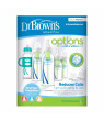 Dr. Brown's Baby First Year Transition Options Baby Bottles Gift Set, Teal