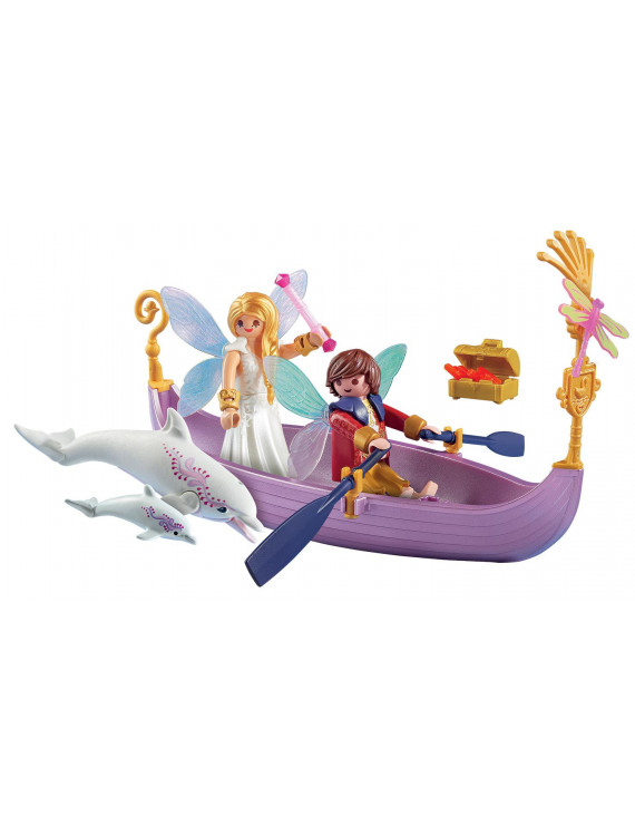 PLAYMOBIL Romantic Fairy Boat