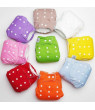 Adjustable Reusable Lot Baby Kids Boys Girls Washable Cloth Diaper Nappies