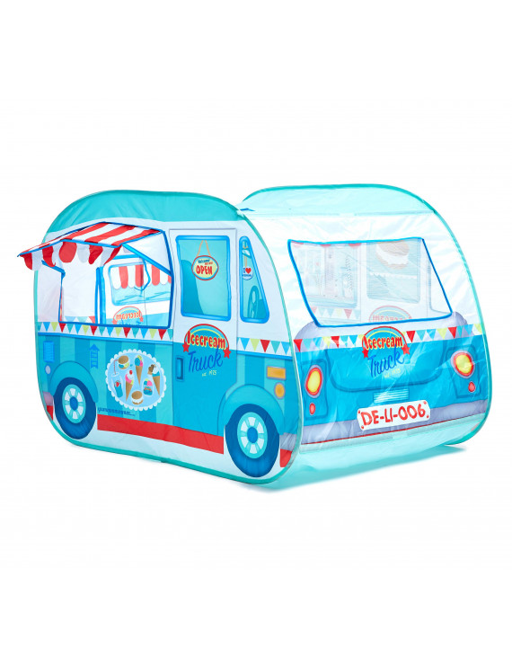 Fun2Give Pop-it-Up Ice Cream Truck Play Tent