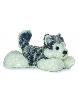 . MUSH Plush, Grey, White, Suitable for any and all ages. By Aurora World Inc