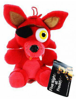 """Brand New Five Nights at Freddy's Plush 10"""" - Foxy - Officially Licensed FNAF!"""