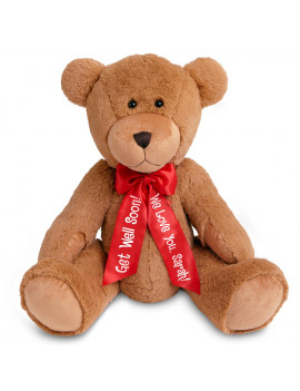 "Personalized 27"" Giant Teddy Bear-Available in 6 Colors"