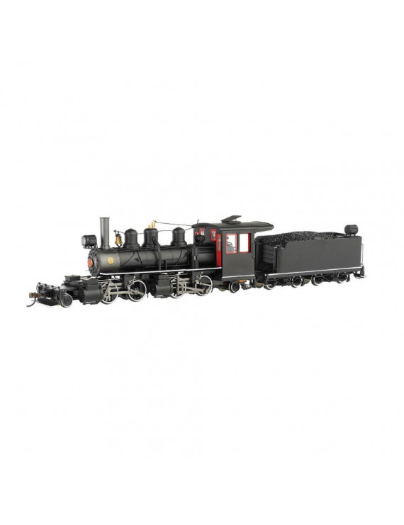 BACHMANN On30 Die Cast 2-4-4-2 Articulated Locomotive With Tender Train Loco