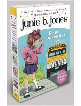 Junie B. Jones First Boxed Set Ever! : Books 1-4