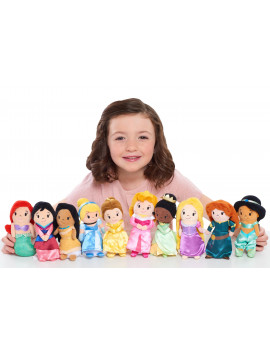 Disney Princess Stylized Collectible Plush Super Pack