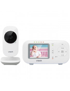 Vtech 2.4 Full-color Digital Video Baby Monitor & Automatic Night Vision