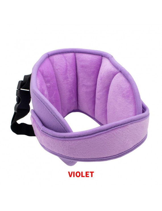 Child Car Seat Headrest Sleep Support With Protective Pad Baby Head Restraint
