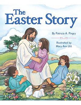 Easter Story (Board Book)