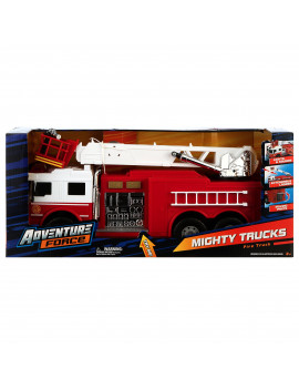 Adventure Force Fire Truck