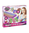 Cra-Z-loom Super Cra-Z-Loom With New Neon Bands
