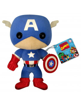 Marvel Captain America POP Plushies Figure