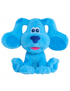 Blue's Clues & You! Big Hugs Blue, 16-inch plush, Ages 3+