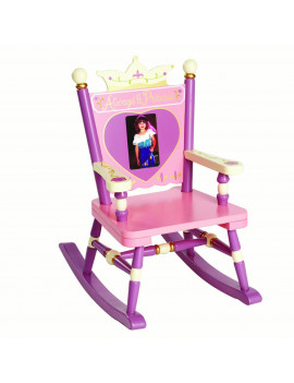 Princess Mini Rocking Chair