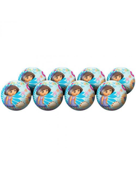 Hedstrom #6 Dora Playball Deflate Party Pack