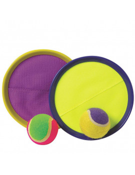 (Price/Set)Game On Catch Ball And Disc Set