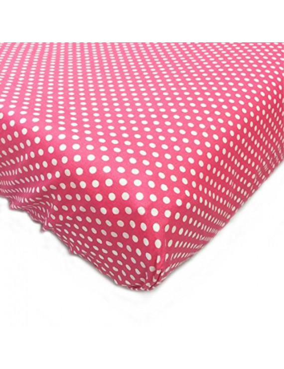 Simplicity Hot Pink - Changing Pad Cover