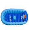 Infant Inflatable Bath Tub PVC Shower Tubs Portable Folding Bathtubs Support Seat Cushions Infant Wash Bathing Pool Skid-proof Swimming Pool Home Supplies Newborn Products