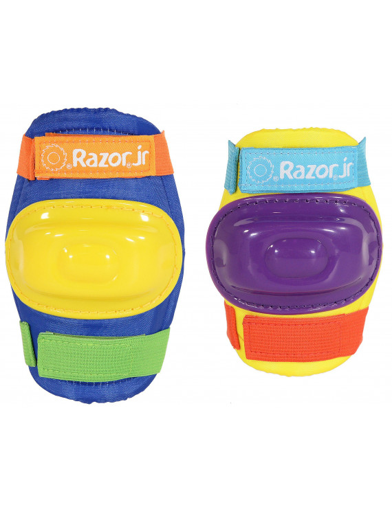 Razor Jr. Mix And Match Multi-Sport Child's Pad Sets, Multi-Color