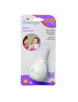 1 Pc Baby Nasal Aspirator Nose Suction Bulb Infant Clean Mucus Hospital Grade !