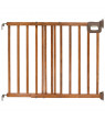"Summer Infant Decorative Wood Baby Gate, 30""-48"" with Easy Door"