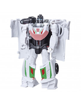 Transformers Cyberverse Action Attackers: 1-Step Changer Wheeljack