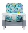 Safety 1st Deluxe Sit, Snack & Go Convertible Feeding Booster, Brook