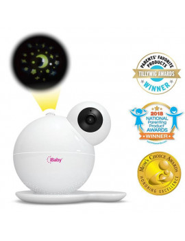 iBaby M7 Smart Wi-Fi Enabled Total Baby Care System