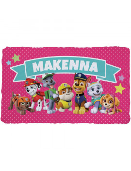 PAW Patrol Kids Fuzzy Fleece Blanket
