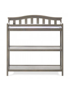 Arch Top Changing Table by Forever Eclectic, Dapper Gray