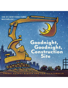 Goodnight Goodnight Construction Site (Board Book)