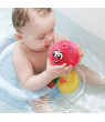 LED Kids Electric Induction Bath Toy Water Spray Toy Sprinkler Toy Automatic Induction Spray Infant Children's  Sprinkler Water Toy Play Bath Toy Home