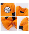 KungFu Kids Baby Boys Girls Goku Bodysuit Romper Jumpsuit Outfit Clothes 0-24M