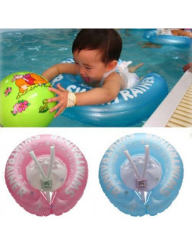 1pc Baby Kids Infant swimming Trainer Floats swimming Ring Underarm Inflatable