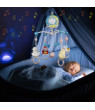 Baby Rattles Crib Mobiles Toy Holder Rotating Crib Mobile Bed Musical Box Projection;Baby Rattles Crib Mobiles Toy Holder Rotating Crib Musical Box Projection