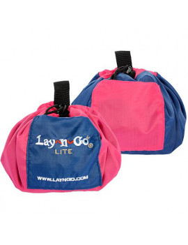 "Lay-n-Go LITE (18"") : Pink, Activity Play Mat"