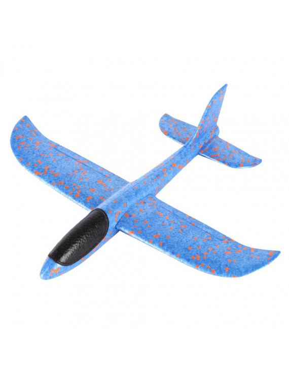 TOOLS Foam Throwing Glider Airplane Inertia Aircraft Toy Hand Launch Airplane Model