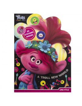 DreamWorks Trolls World Tour - A Troll New World Look and Find Activity Book - PI Kids