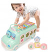 【JCXAGR】 Hand Knock Piano Pull Musical Instrument Early Educational Learning Music