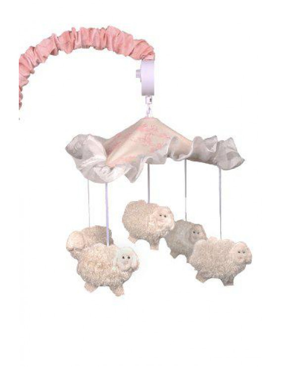 Cotton Tale Designs Heaven Sent Girl Musical Mobile