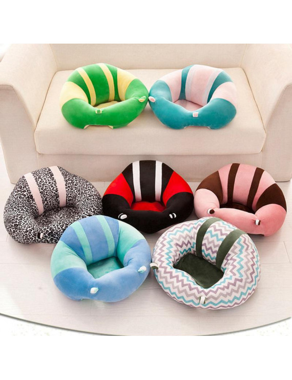 SUPERHOMUSE Cute Soft Baby Seats Sofa Blanket Cushion Baby Learning To Sit Chair PP cotton Support Baby Seat baby toddler sitting