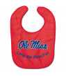 NCAA University of Mississippi WCRA2016614 All Pro Baby Bib