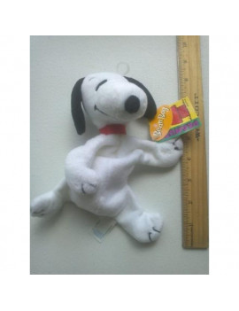 "6"" snoopy mini bean bag"
