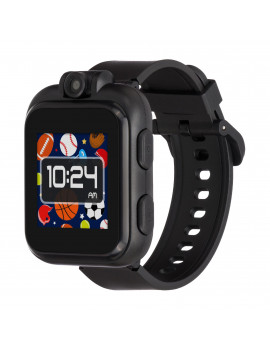 iTouch PlayZoom Kids Smartwatch for Boys - Black