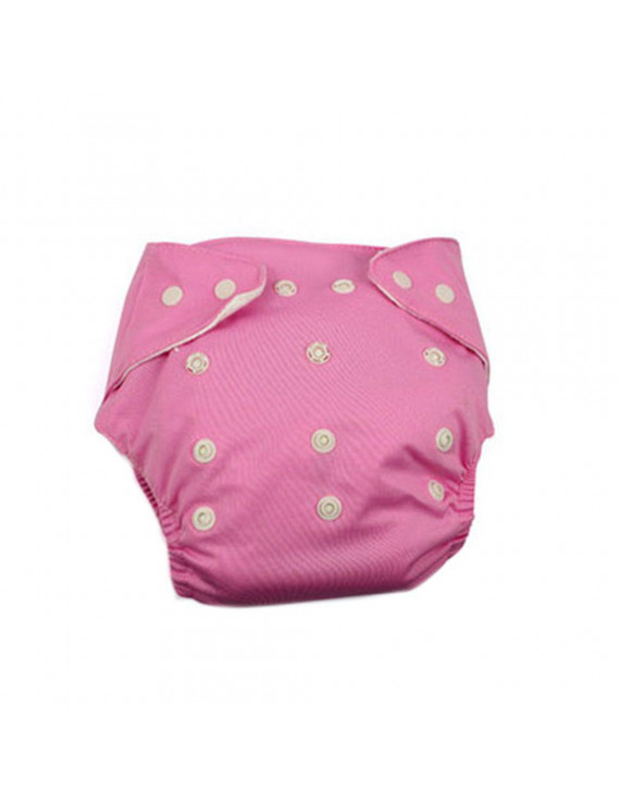 Reuseable Washable Adjustable One Size Baby Pocket Cloth Diapers Nappy