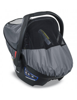 Britax B-Covered All-Weather Car Seat Cover, Seat Britax Cowmooflage Infant Atomic Elite System With BCovered Matrix MySize AllWeather 35.., By Britax USA