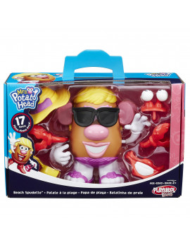 Playskool Friends Mrs. Potato Head Beach Spudette, Ages 2+