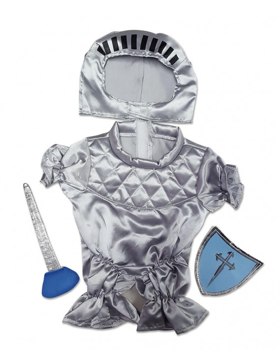 """Galant Knight Outfit Fits Most 14"""" - 18"""" Build-a-bear and Make Your Own Stuffed Animals"""