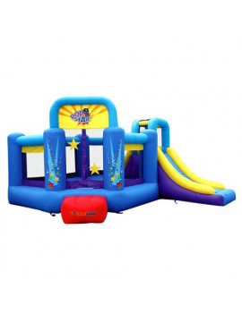 Bounceland Pop Star Slide Bounce House